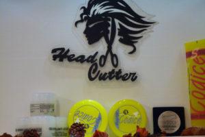 Logo e prodotti di Head Cutter