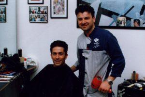Head Cutter con il Ballerino Raffaele Paganini
