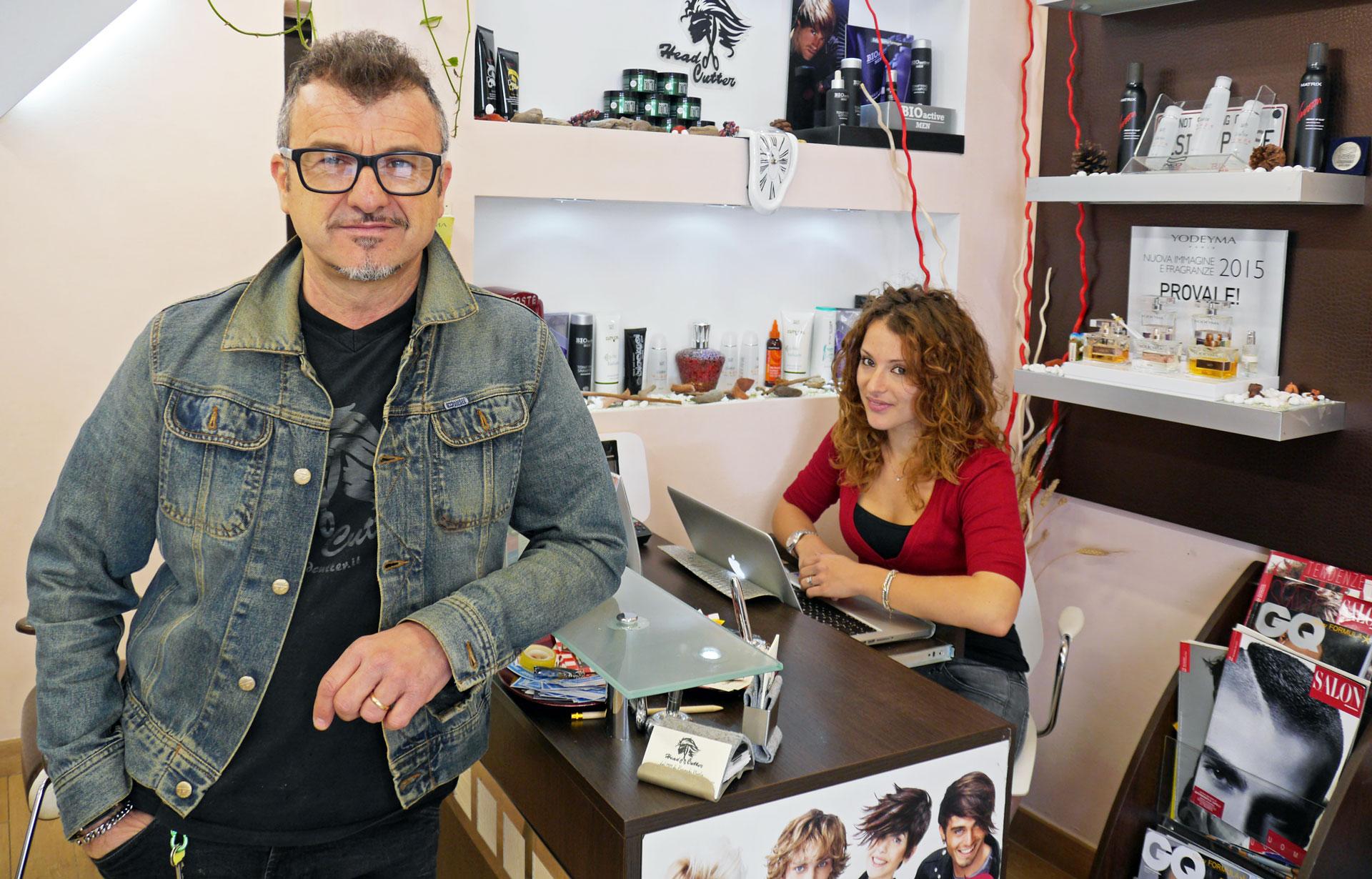 Head Cutter e Valentina